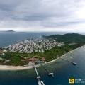 青岛-三亚骑行航拍照片