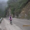 2012年5月27日骑行波洛梁子上坡37公里