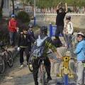 2012年10月20日-禅房骑行