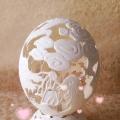 武小帅雕刻艺术ღ蛋雕【鸵鸟蛋】