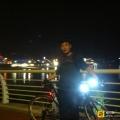 夜骑行深圳红树林-----大梅沙