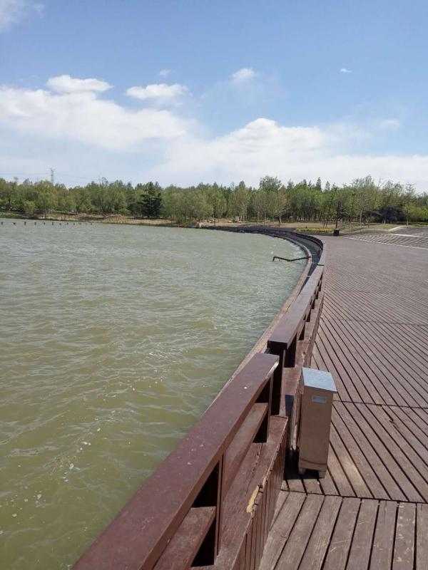 南海子公园是目前北京面积最大的公园