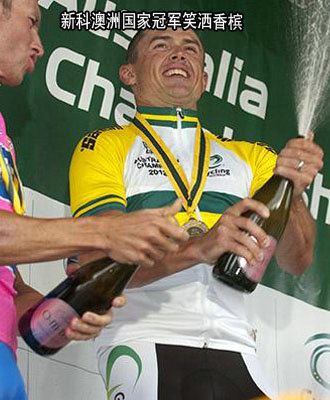 GreenEdge车队首赢澳洲国家冠军赛