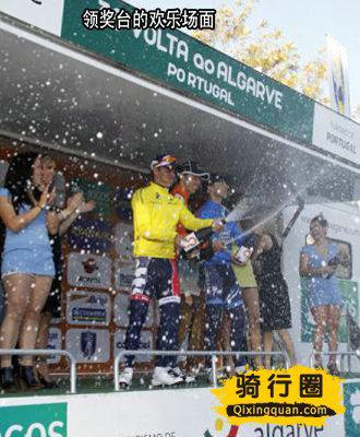 环阿尔加夫首日混战 比利时车手夺冠