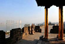 襄阳古城:老城墙的千年时光