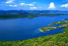 美丽的澄碧湖