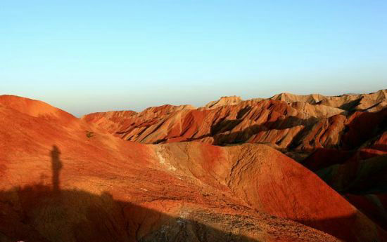 张掖丹霞:令人震撼的绝色美景