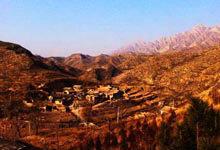 桑峪村:潭柘寺掩映下的古朴村落
