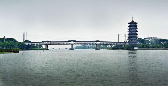 江苏周庄古镇:小桥流水人家