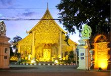 泰国清迈,让时光在美好中消磨