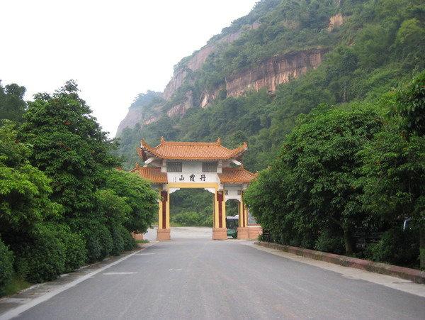 大自然的鬼斧神工——丹霞山