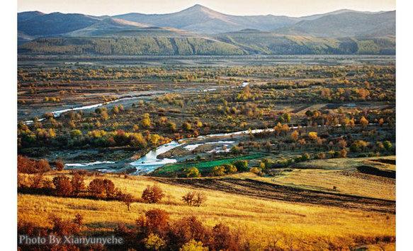撞上内蒙古阿尔山最美的秋天