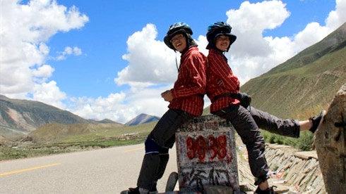 七月去西藏八月归来 致2012我们盲目的勇敢