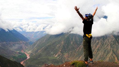 初上高原——回忆2010年我的滇藏骑行