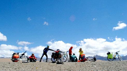 新藏线骑行游记