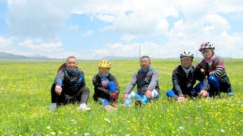 奔向梦的远方——2012.重庆—青海湖游记