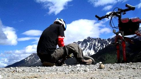 街舞少年----48天5600km 一个人独闯滇藏线