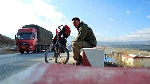 在路上——云南保山—重庆时时彩稳赚方案:滇藏线直播中