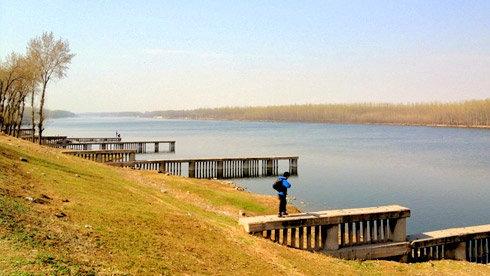 2012年4月7日-再游潮白河