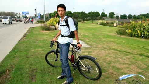 上海往返黄山骑行10日--山高人为峰
