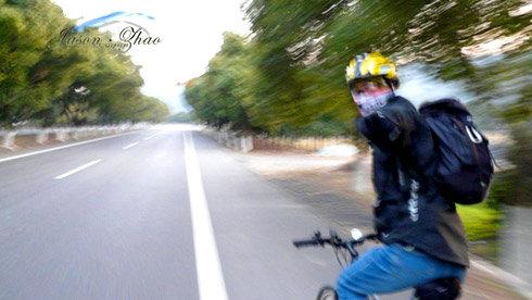 跨年环太湖骑行