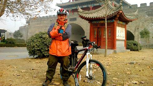 历时11天,孤身上海骑行回郑州,1150公里