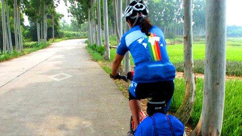 骑乐无穷、乐在骑中——从广州到海南