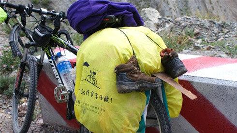 骑着单车去拉萨:丽江——拉萨