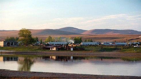 骑车游古镇-内蒙古自治区-室韦古镇攻略路线地图 室韦古镇旅游攻略