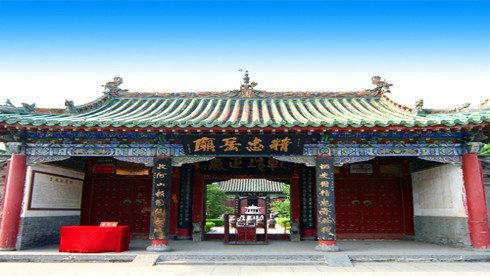 骑车游古镇-河南-朱仙镇攻略路线地图 朱仙镇旅游攻略