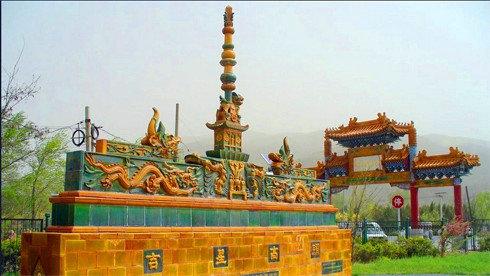 骑车游古镇-北京-骑行琉璃渠攻略路线地图 琉璃渠旅游攻略