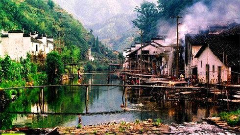 婺源重庆时时彩开奖号码——寻找最美乡村的梦幻童话