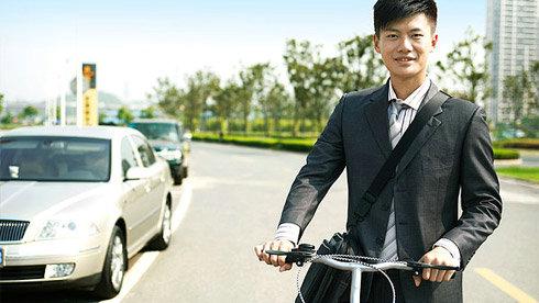 数据告诉你:骑车上班的五个理由(图文)