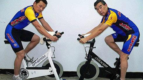 矫正自行车骑乘姿势 运动效果立即见效