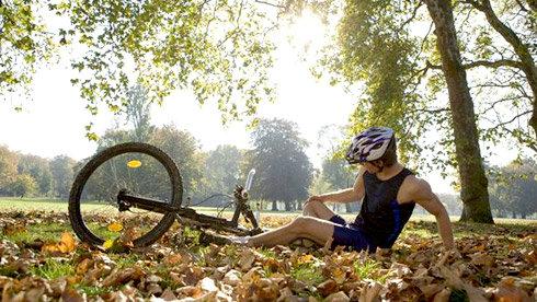简析自行车常见的几种运动伤害你都了解吗