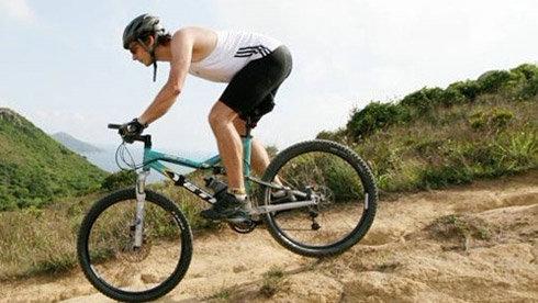 单车课堂:山地车上下坡技巧之详细图文介绍