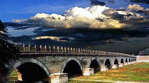 骑车游古镇-北京-骑行宛平城攻略路线地图 宛平城旅游攻略