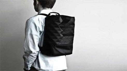 几何钻石切割法 Tessel Jet Pack Backpack背包
