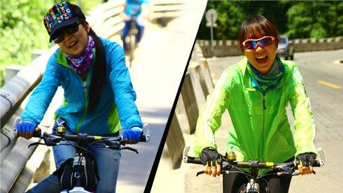 """5月13日 和""""绿行""""俱乐部 一起 骑行分水岭"""