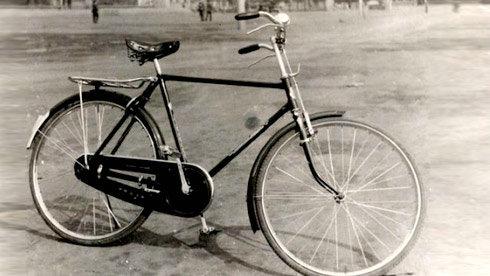 贵阳------北京 30年前的千里骑行