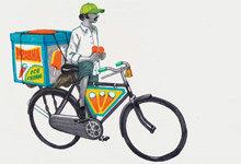 旅行绘画:印度单车的生命和魅力