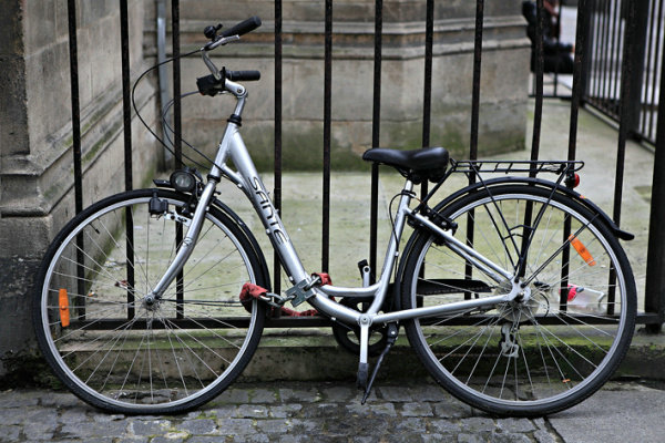 法国印象:来自街头的自行车风情