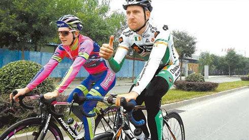 环北京国际职业公路自行车赛将在北京顺义开赛