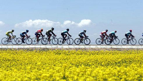 2014环湖赛奖金将达百万美元 骑行距离2200公里