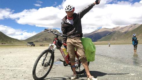 除了勇气,我还能坚持,----2013走过的川藏