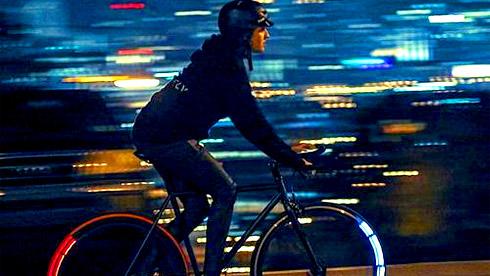 8款全球最吸引眼球的国外智能自行车灯