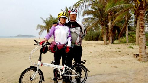 骑行2013——我们在海南