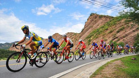2014年全国公路自行车锦标赛在延庆精彩进行(组图)