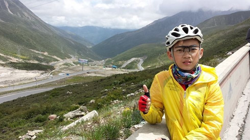 西行天路——父子二人的川藏线重庆时时彩开奖结果