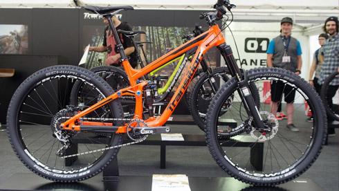 来自'变迁'的新式自行车-2014欧洲自行车博览会